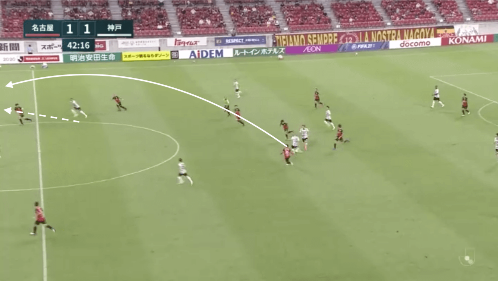 Andrés Iniesta at Vissel Kobe 2020/21 - scout report -tactical analysis tactics